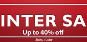 Christmas comes early at Electricshop….Our Sale starts today!