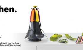 Claim a Free Kitchen Set Worth Over £150 with the Bosch Joseph Joseph Promotion