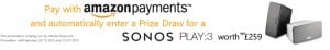 Pay with Amazon Payments!