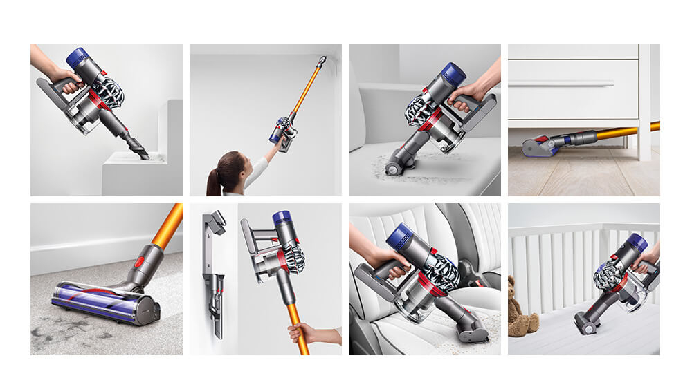 Introducing The New Dyson V8 Cordless Vacuum Cleaner