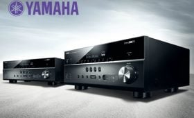 New Yamaha home cinema amplifiers announced – RX-V583 RX-V383 RX-V483 RX-V683
