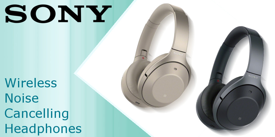 Sony WH1000XM2 Wireless Noise Cancelling Headphones