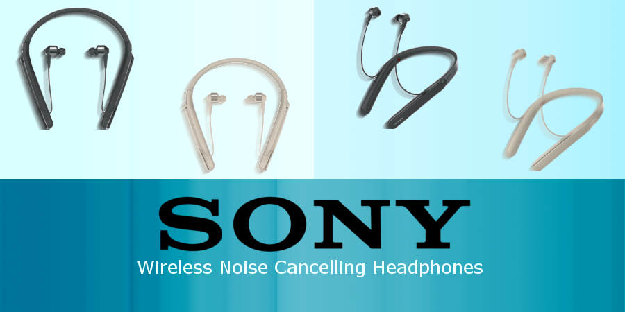 Sony WI-1000X Wireless Noise Cancelling Headphones (Earbuds)