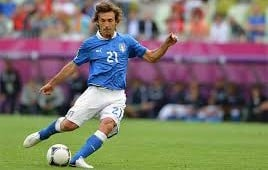 Roy Hodgson Talks up Andrea Pirlo Threat Ahead of World Cup