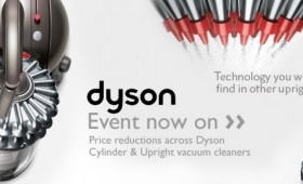 Dyson Event has now begun!