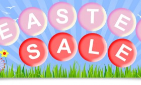 Easter Sale at electricshop.com