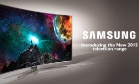 New 2015 Samsung Televisions