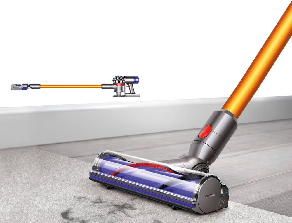 Introducing the new Dyson V8 Cordless Cleaners