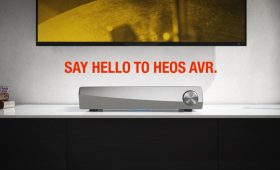 New Denon HEOS AVR Surround sound with style – and multiroom made easy