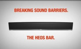 New Denon HEOS Soundbar