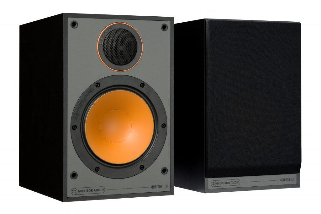 Monitor Audio Monitor 100 Black Pair