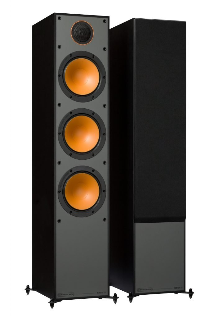 Monitor Audio Monitor 300 Black Pair