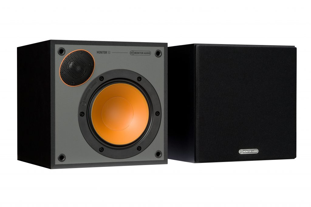 Monitor Audio Monitor 50 Black