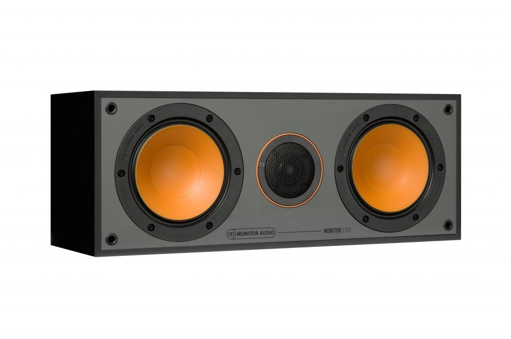 Monitor Audio Monitor C150 Black Pair