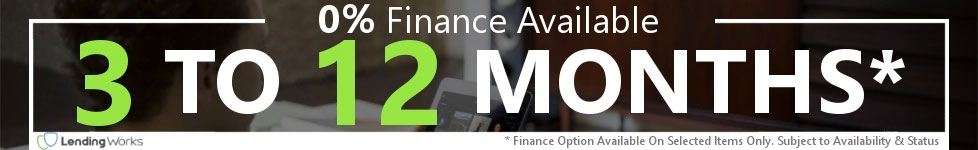 0 percent finance available