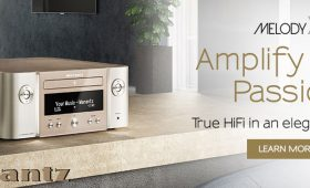 Marantz Melody X the HiFi System for Music Lovers – Order it Now
