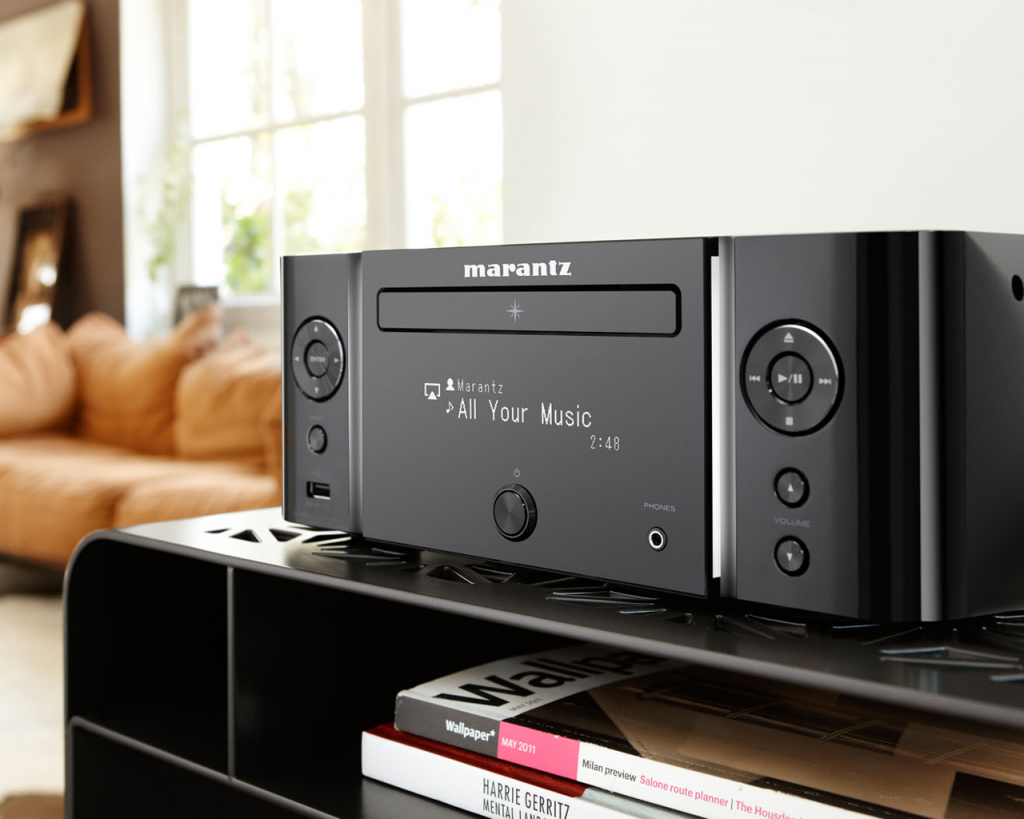 Marantz Melody X Hifi System in Black