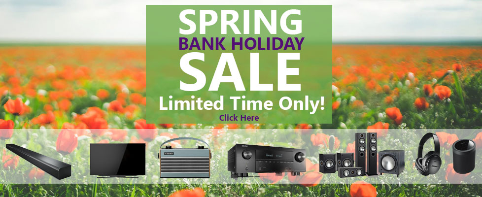 Celebrate the Spring Bank Holiday Sale