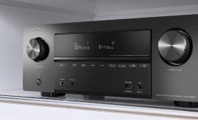 Two New Arrivals – Denon X-Series AVR-X1600H and AVR-X2600H AV Receivers