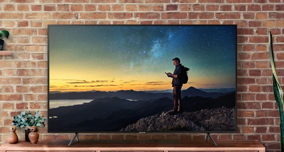 New Arrival – Samsung 40 Inch UE40NU7110 Ultra HD Television