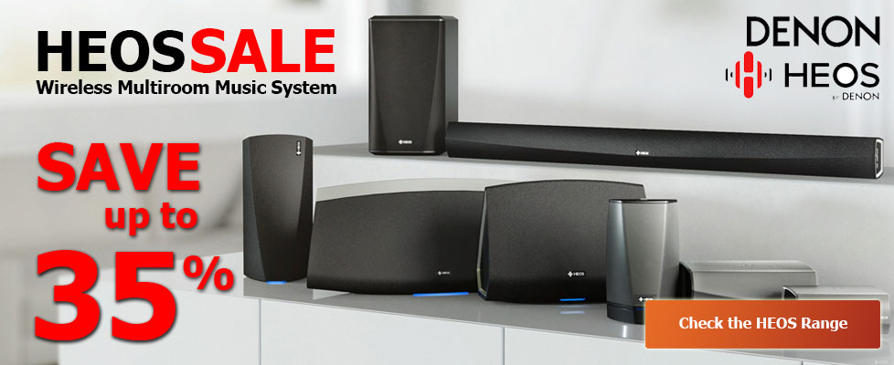 HEOS SALE - WIreless Multiroom Music System