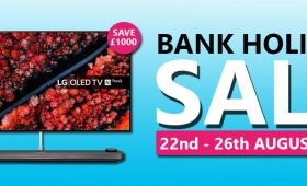 August Bank Holiday Weekend Sale 2019