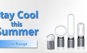 Dyson Air Treatment Range at electricshop.com