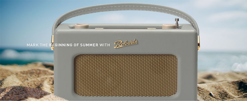 Roberts Revival UNO DAB Radio with New Colours