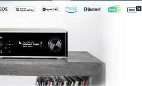 Denon Network Amplifier – Now in Stock