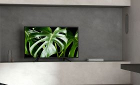 Sony BRAVIA WG663 – Announcement