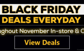 Black Friday Deals 2019 – Now Live