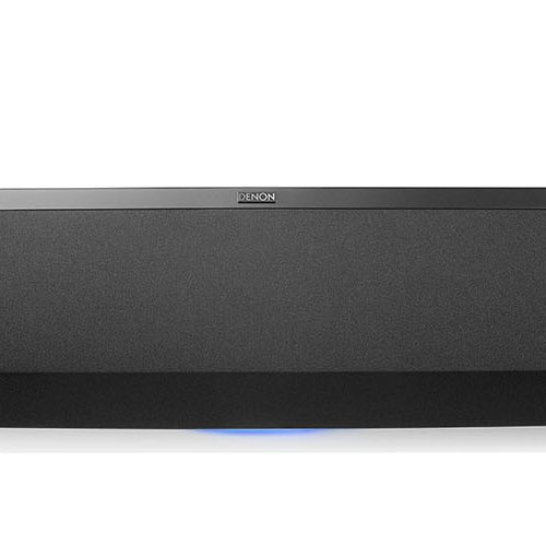 Denon DHTS716H Soundbar Home Theatre System with Wireless Music Streaming and Amazon Alexa Google Assistant and HEOS