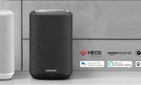Denon's New Home Multiroom Speaker Range