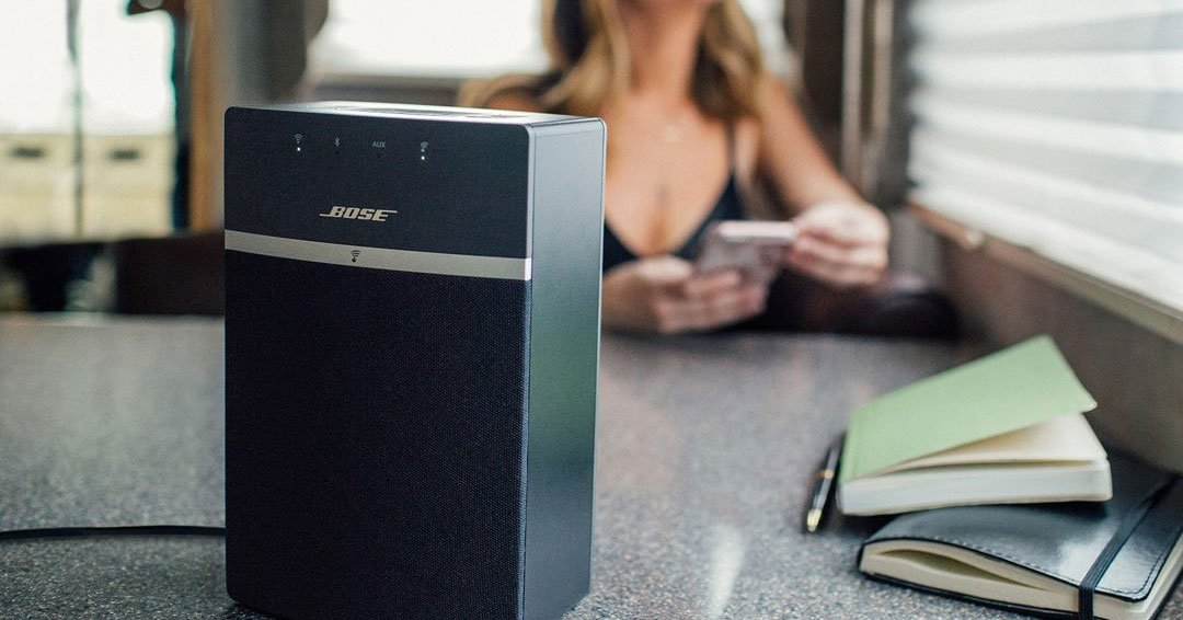 Bose updates Soundtouch speakers with AirPlay 2