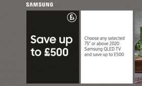 Samsung Blue Savings