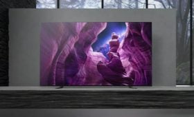 Sony BRAVIA AH8 OLED TV