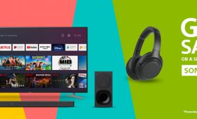 Summer Sale: Great Savings on a huge range of Sony products