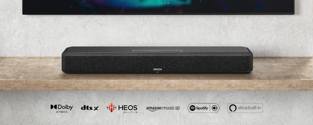 Announcing the Denon Home Sound Bar with Dolby Atmos