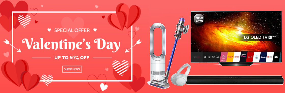 Valentine's Day Gifts: Buy Valentine's Gifts for Him & Her Online at Electricshop